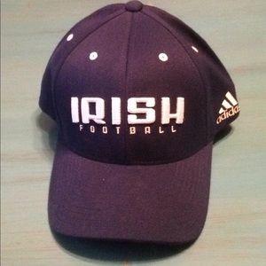 N D Irish hat